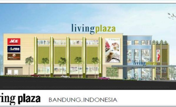 On Going Project Living Plaza Bandung 1 blp1