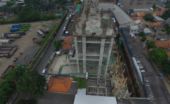 On Going Project Springwood Residences 4 swr6